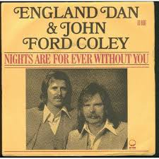 Grammy nominated John Ford Coley of England Dan & John Ford Coley